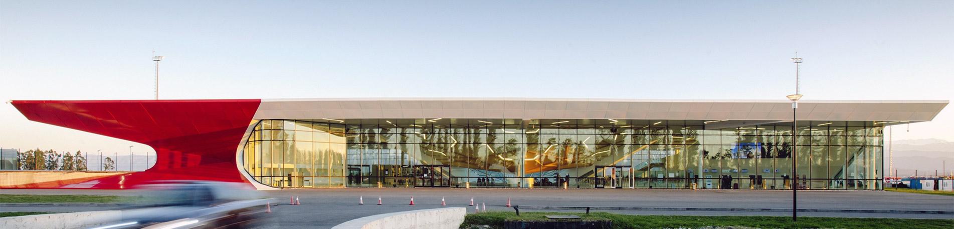 Вылеты из аэропорта Кутаиси