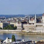 Найти авиабилеты из Санкт-Петербурга в Будапешт на Виззэйр