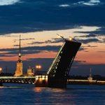 Найти авиабилеты в Санкт-Петербург из Красноярска