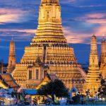 Найти авиабилеты в Бангкок из Баку