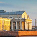 Найти авиабилеты в Санкт-Петербург из Москвы