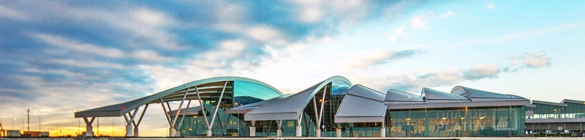 Вылеты за рубеж из аэропорта Платов