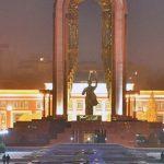Вылеты из аэропорта Оренбурга в Душанбе